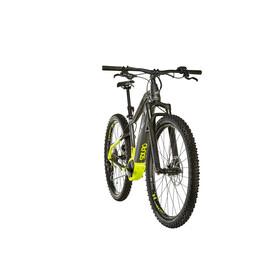 HAIBIKE SDURO HardNine 9.0 E-mountainbike grøn/sort